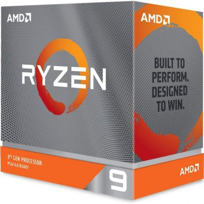 AMD Ryzen 9 5950X 16-Core/32-Thread 7nm ZEN 3 Processor – Socket AM4 3.4GHz base, 4.9GHz boost, 105W 100-100000059WOF