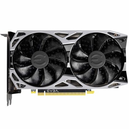 EVGA Video Card 06G-P4-1067-KR NVIDIA GeForce GTX 1660 SC ULTRA GAMING 6GB GDDR5 192Bit