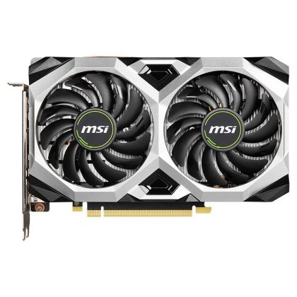 MSI VCX GTX 1660 Super Ventus XS OC GeForce GTX 1660 SUPER VENTUS XS OC 6GB