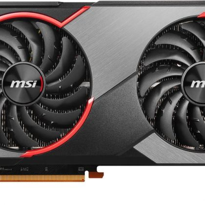 MSI Video Card R5700XTGX Radeon RX 5700 XT GAMING X 8GB GDDR6