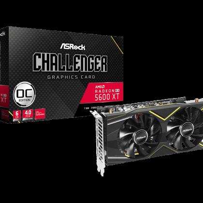AMD Radeon RX 5600 XT Challenger D 6G OC