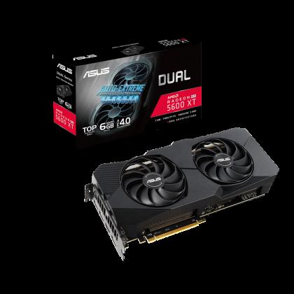 ASUS Dual Radeon RX 5600 XT DUAL-RX5600XT-T6G-EVO