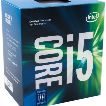 Intel BX80677I57500 7th Generation Core-i5 7500 Processor