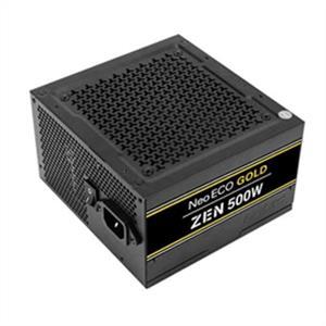 Antec Power Supply NE500G ZEN 500W 80Plus Gold Fixed Cable ATX 12V 2.4 APFC non Modular Retail